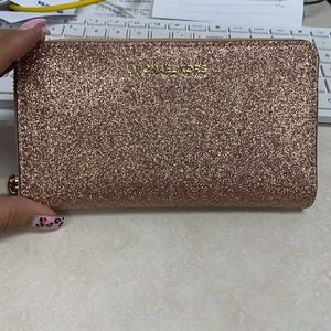 Rand new with tags Michael kors phone wallet